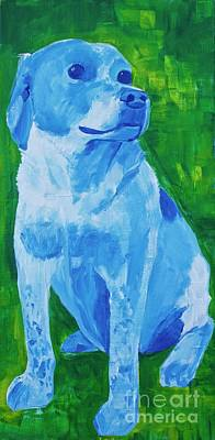 Painting - Charlie by Donna Howard