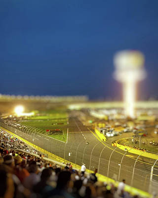 Charlotte Motor Speedway Art Print
