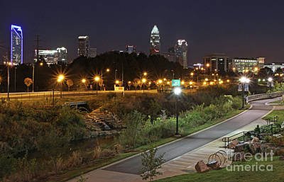Photograph - Charlotte, North Carolina by Kevin McCarthy