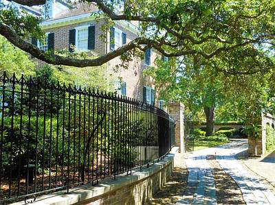 Photograph - Charming Charleston by Kay Gilley
