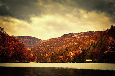 Photograph - Cheat Lake, West Virginia by Unsplash