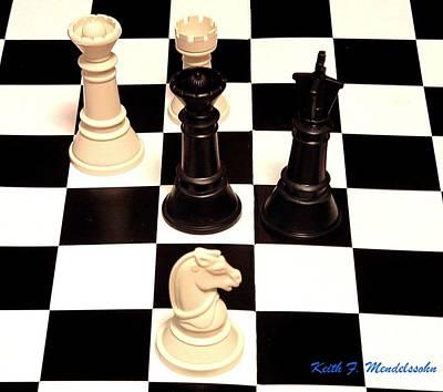 Check Mate Original by Keith Mendelssohn