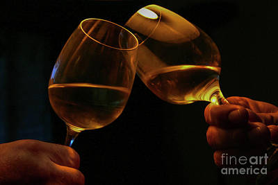 Photograph - Cheers by Patricia Hofmeester