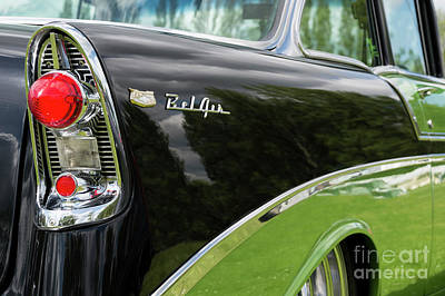 Photograph - Chevrolet 28 by Wendy Wilton