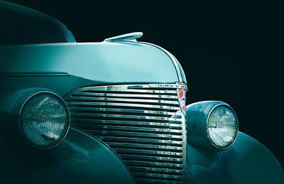 Chevrolet Master Photograph - Chevrolet Master Deluxe 1939 by Darek Szupina Photographer