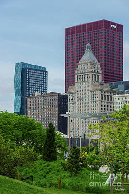 Photograph - Chicago Buildings by Jennifer White