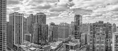 Photograph - Chicago Panorama by Patricia Hofmeester