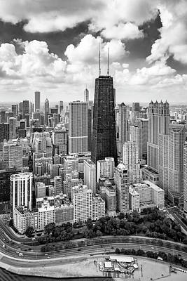 Chicago Skyline Photograph - Chicago's Gold Coast by Adam Romanowicz