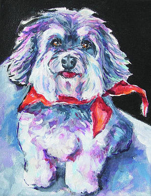 Painting - Chico by Judy Rogan