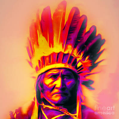 Casa Grande Photograph - Chief Geronimo 20151228 by Wingsdomain Art and Photography