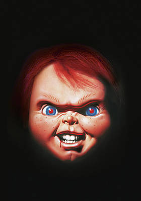 Childs Play 3 1991 Art Print