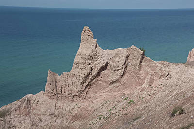 Photograph - Chimney Bluffs by Susan Jensen