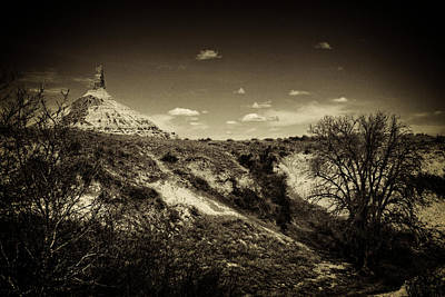 Photograph - Chimney Rock  by Roger Passman