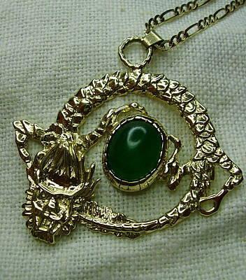 14k Jewelry - China Years-dragon by Jonatan Kor