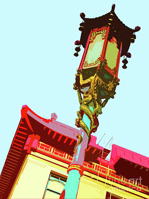 Photograph - Chinatown by Elizabeth Hoskinson