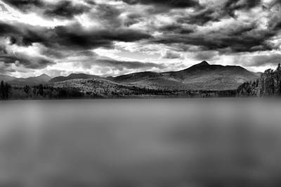 Photograph - Chocorua by Andrea Galiffi