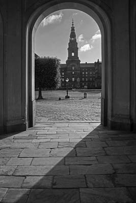 Photograph - Christiansborg Castle by Inge Riis McDonald