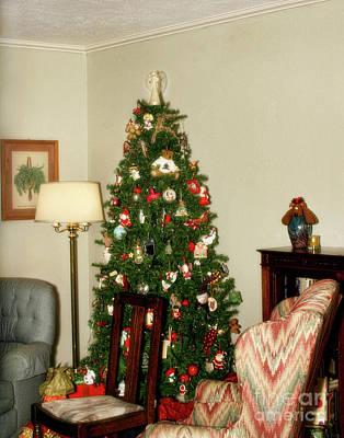 Photograph - Christmas At Home by Joan Bertucci