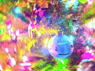 Photograph - Christmas Lights 48 by George Ramos