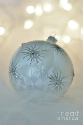 Photograph - Christmas Ornaments by Birgit Tyrrell