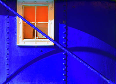 Photograph - Chromatic by Wayne Sherriff