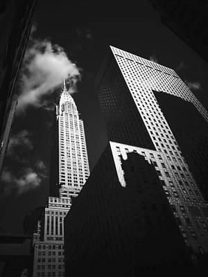 Chrysler Building - New York City Art Print by Vivienne Gucwa