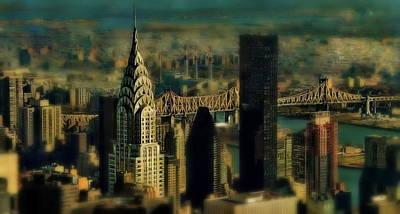 Photograph - Chrysler Building New York by Russ Harris