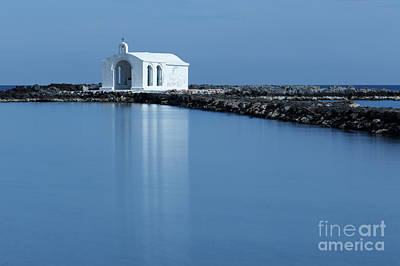 Photograph - Church  by Antonis Androulakis