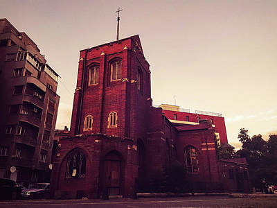 Photograph - Church Of The Resurrection by Chris M