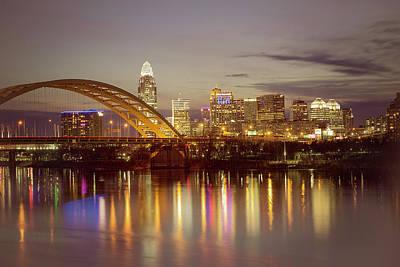 Photograph - Cincinnati by Scott Meyer