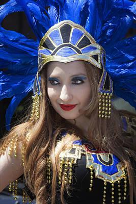 Olympic Sports - Cinco de Mayo Parade NYC 2015 by Robert Ullmann