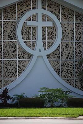 Photograph - Circle T Church by Rob Hans