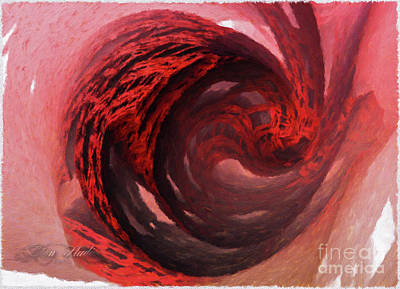 Digital Art - Circular Motion by Melissa Messick
