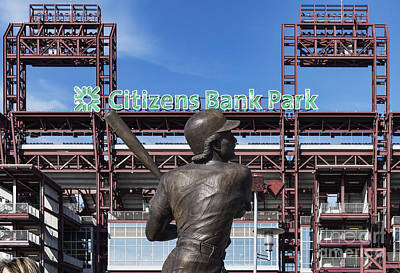 Citizans Bank Park Art Print by John Greim
