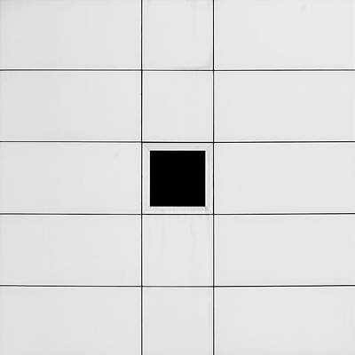 Photograph - City Grids 36 by Stuart Allen