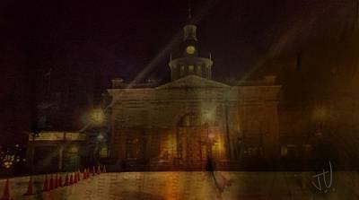 Photograph - City Hall by Jim Vance
