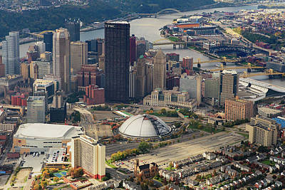 Pittsburgh Steelers Photograph - City Of Champions  by Emmanuel Panagiotakis
