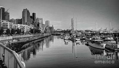 Photograph - City Reflection  by Deborah Klubertanz