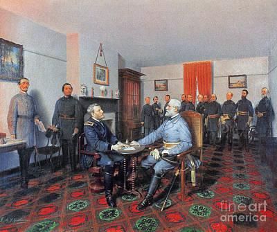Civil War: Appomattox, 1865 Art Print