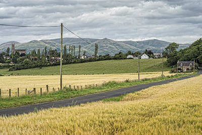 Photograph - Clackmannan by Jeremy Lavender Photography