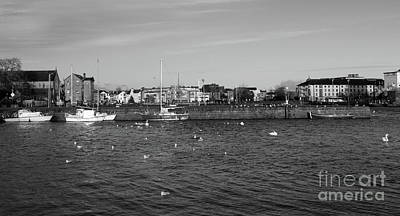 Photograph - Claddagh  by Peter Skelton
