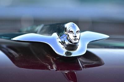 Photograph - Classic Cadillac Detail by Dean Ferreira