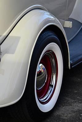 Photograph - Classic Detail by Dean Ferreira