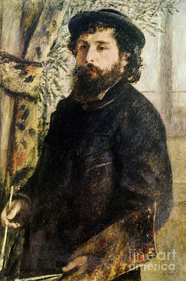Photograph - Claude Monet (1840-1926) by Granger