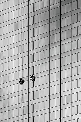 Photograph - Clean Windows #1 by Yvette Van Teeffelen