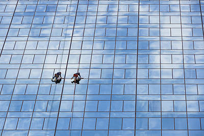 Photograph - Clean Windows #2 by Yvette Van Teeffelen
