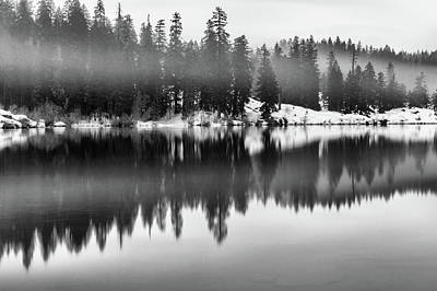 Photograph - Clear Lake by Cat Connor