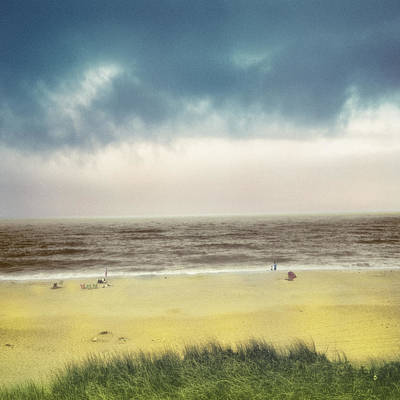 Photograph - Clearing Storm Montauk by Dave Beckerman