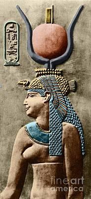 Cleopatra Vii Art Print