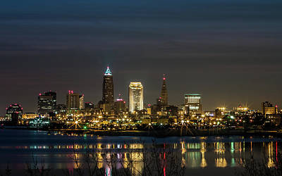 The Bunsen Burner - Cleveland Nights by Stewart Helberg